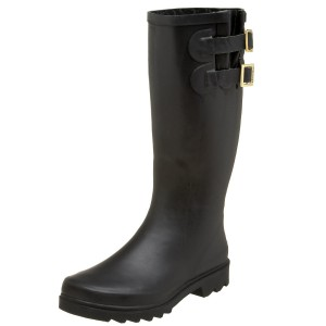 Buckle Galoshes