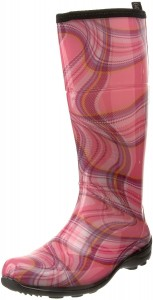 Pink Galoshes