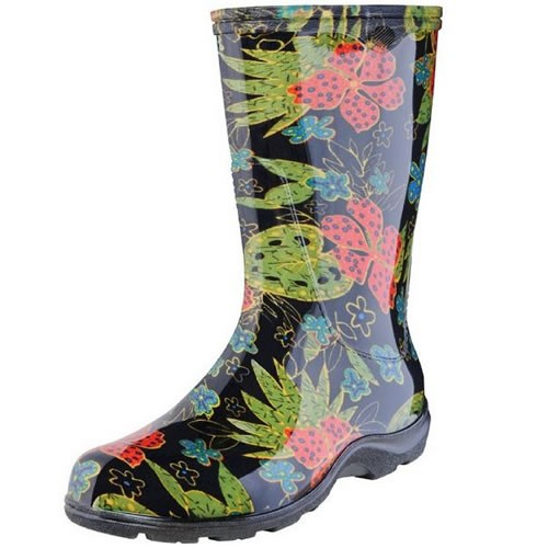 Sloggers Garden Boot Galoshes For Women