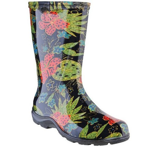 Sloggers Garden Rain Boot For Women
