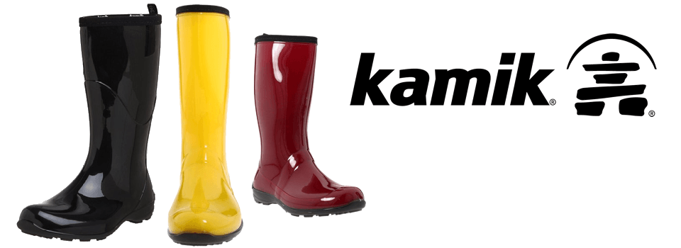 Kamik Rain Boots For Women